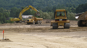 Sitework equipment ny