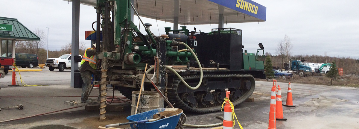 NYEG Environmental and geotechnical drilling in new york state